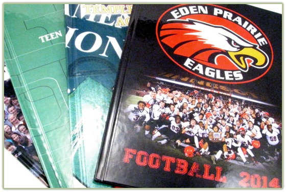 Hard Cover Full Color Cover Yearbooks