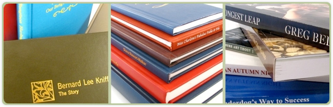 Hard Cover Book Binding and Soft Cover Book Binding