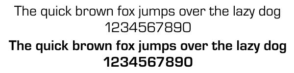 Alternative to Arial Font